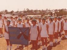 Cairns 1980 Team -  Ipswich State Titles