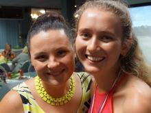 Nikita Thomas & Nadine Pinto