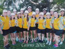 Cairns U18's 2015