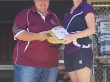 Batting Average - Vanessa Lane