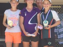 Umpire's Sportsmanship - Ashlee Verrall, Ebonie Moore Caeli Gammie