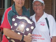 Umpire's Sportmanship Award - Heather Brooker