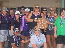 Runners Up Veterans Division - Fassifern