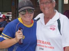 Umpires Senior Sportsmanship Award - Kristen Dempsey