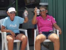 Margie Lane & Pauline Podlich