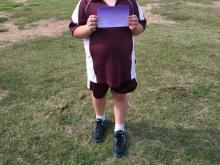 Congratulations Matilda