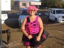 Megan Maloney Pink Stumps Day