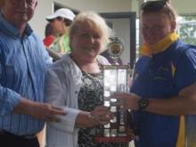Senior Player of the Titles - Tenille Humphreys