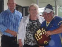 Senior Winners - Townsville. Kimarie Ross