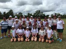 Queensland & Tasmania Under 18 Teams